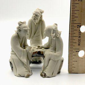 "Other - Tiny Vintage ""Mudmen"" Bonsai Clay Figurine"